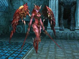 Lineage 2 - Dream Invader by Brownfinger