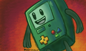 Beemo by megadrivesonic
