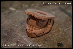Master Chief Ring - Prototype by ArmorCorpCustoms