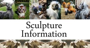 Sculpture Information and Facts by RhiannonWoolf
