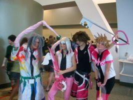 Otakon 09: Kingdom Hearts? by RJTH