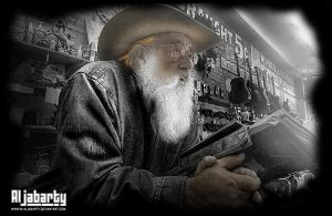 old man by M-AlJabarty