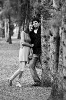 Jen and Kaleb 5 by AndersonPhotography