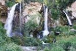 Rifle Falls - Rifle Falls State Park by Shadow848327