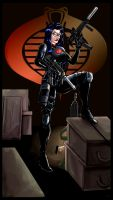 The Baroness by cheshirecat313