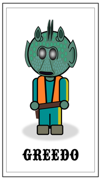 Greedo by myoung25