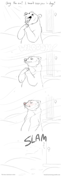 This is why we hibernate by CunningFox