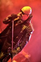 Judas Priest: Rob Halford III by basseca