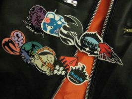 Air Gear Emblem Stickers by Akusesu