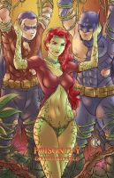 Poison Ivy - Double Trouble by shrouded-artist