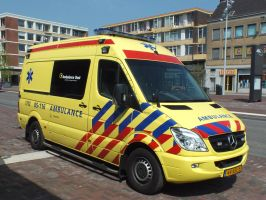 ambulance 05-116 by damenster