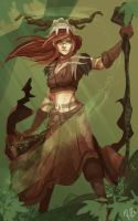 Step into the Wilds by Rei-Does-Art-Stuff