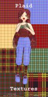 MMD Plaid Textures by mbarnesMMD