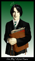 HP - The Half-Blood Prince by ArcanePrayer