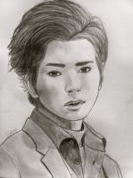Jun Matsumoto by animaniake
