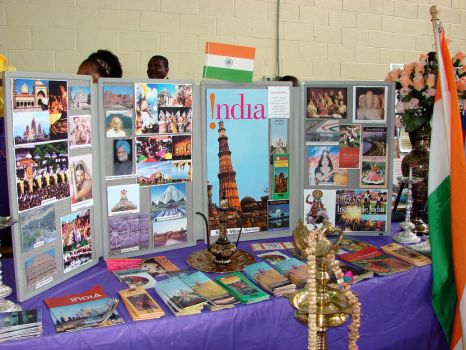 Presentation on India by asuogp