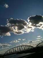 Bridge n Clouds by bkrys84