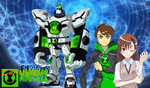 A Certain Scientific Omnitrix: Book 7 Poster by MisakaLovesYou