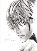 Light Yagami by RealShy