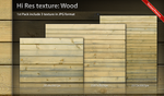 Texture Wood Pack 01 by ncrow