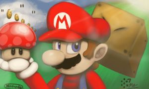 Colors 3D: Super Mario Colors by Rafeal