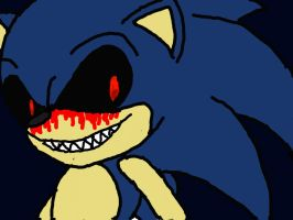 sonic.exe by bleachfanfiction
