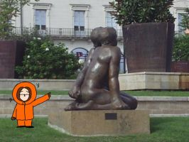 Kenny in Perrigueux by Inunobaka