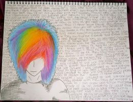 sleeping with sirens by glam-junkie666