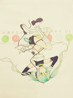 Hatsune Miku 01 by Hainecch