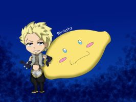 Sting n his fruit~ by altrilast13