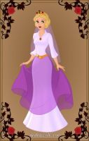 The First Queen (Snow White's mother) by jjulie98