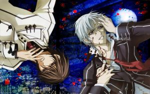 Vampire Knight Wallpaper by deathsseraphim