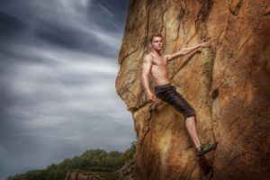 CLIFFHANGER by CalvinHollywood