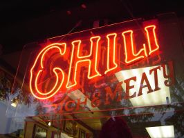 Chili: Rich and Meaty by Tophoid