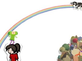 Weekend of Katamari by T-Zizzo