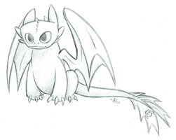 Toothless by Winter-Hooves