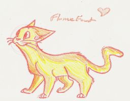 FlameFoot by PinkuFootsie