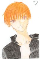 Kyo Sohma by lanfear-chess