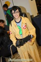 John the Ghostbuster by GenevieveRose