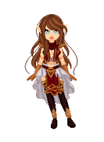 Wystra Pixel [Animated] by Marushi-Dracul
