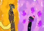 I Won't Back Down- battle for CD event by leafpool12