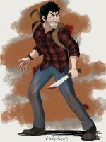 Markiplier - The Last of Us by Reilpikram
