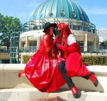 Indiscretions by OotoriGroupCosplay
