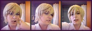 Alois Trancy Wig by Nyxiie