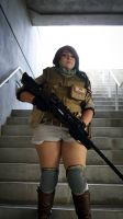 Comikaze: Piers Nivans (RE6) 'Ready When You Are' by AngelicCosplay