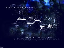 When we start killing. by Pioson