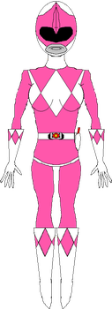Pink Ranger (1993-1995) by WILLIAM-1998
