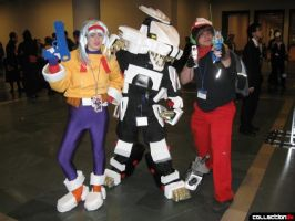 MMZXA, Zoids, and Cave Story by ShadowFox777