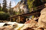 Yosemite Bridge by MattTuffieldPhotos