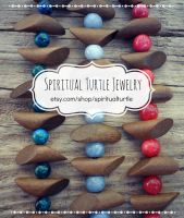 Tribal Wood and Stone Bracelets Design Promo by spiritualturtle